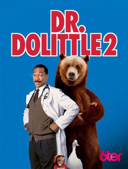 regardez docteur dolittle 2 sur 6ter avec molotov. Black Bedroom Furniture Sets. Home Design Ideas