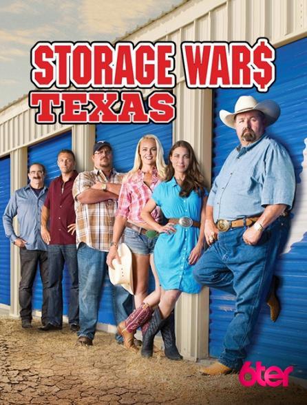 regardez storage wars texas sur 6ter avec molotov. Black Bedroom Furniture Sets. Home Design Ideas