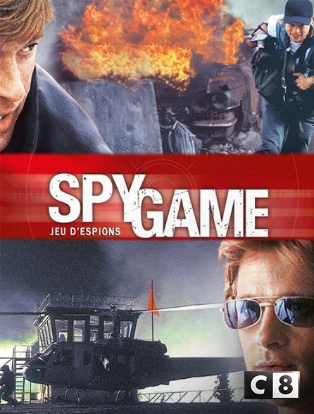 regardez spy game jeux d 39 espions sur c8 avec molotov. Black Bedroom Furniture Sets. Home Design Ideas