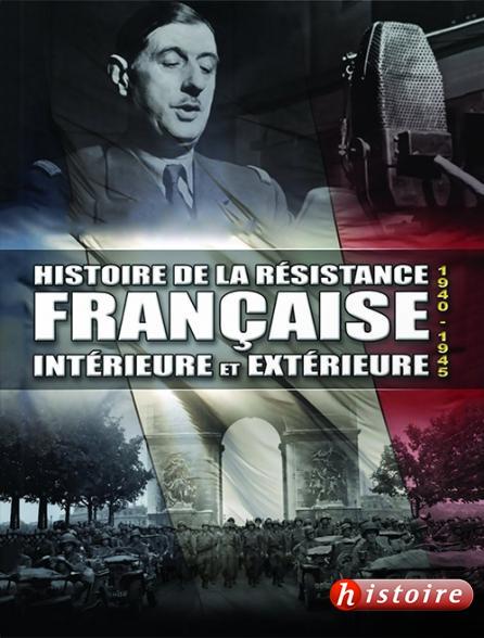 Regardez histoire de la r sistance fran aise int rieure for La resistance interieur