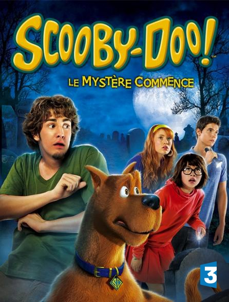 Regardez scooby doo le myst re commence sur france 3 - Vera scooby doo ...