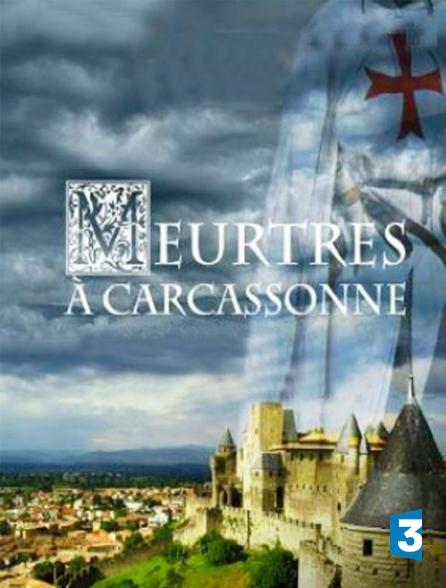 regardez meurtres carcassonne sur france 3 avec molotov. Black Bedroom Furniture Sets. Home Design Ideas